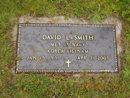 SMITH, DAVID L. - Marquette County, Michigan | DAVID L. SMITH - Michigan Gravestone Photos