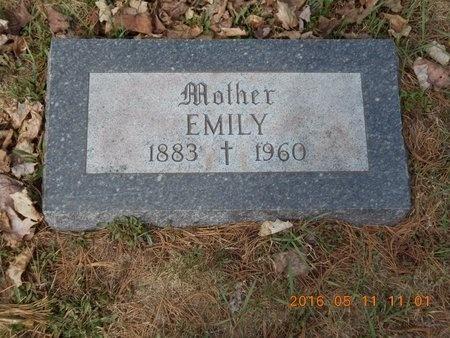 SMITH, EMILY - Marquette County, Michigan | EMILY SMITH - Michigan Gravestone Photos