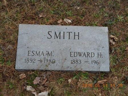 SMITH, ESMA M. - Marquette County, Michigan | ESMA M. SMITH - Michigan Gravestone Photos