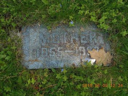 SMITH, ELIZABETH - Marquette County, Michigan   ELIZABETH SMITH - Michigan Gravestone Photos