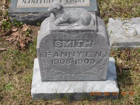 SMITH, FANNY E.N. - Marquette County, Michigan | FANNY E.N. SMITH - Michigan Gravestone Photos