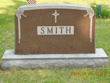 SMITH, FAMILY - Marquette County, Michigan   FAMILY SMITH - Michigan Gravestone Photos