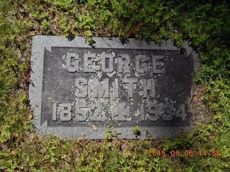 SMITH, GEORGE - Marquette County, Michigan | GEORGE SMITH - Michigan Gravestone Photos