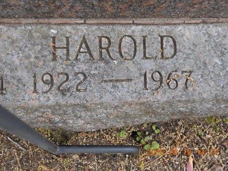 SMITH, HAROLD A. - Marquette County, Michigan | HAROLD A. SMITH - Michigan Gravestone Photos