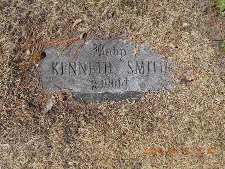 SMITH, KENNETH - Marquette County, Michigan   KENNETH SMITH - Michigan Gravestone Photos