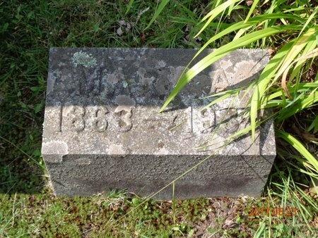 SMITH, MARY A. - Marquette County, Michigan   MARY A. SMITH - Michigan Gravestone Photos