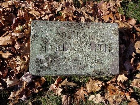 SMITH, MABEL - Marquette County, Michigan | MABEL SMITH - Michigan Gravestone Photos