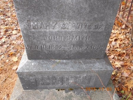 SMITH, MARY E. - Marquette County, Michigan | MARY E. SMITH - Michigan Gravestone Photos