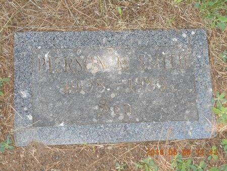SMITH, PIERSON M. - Marquette County, Michigan | PIERSON M. SMITH - Michigan Gravestone Photos