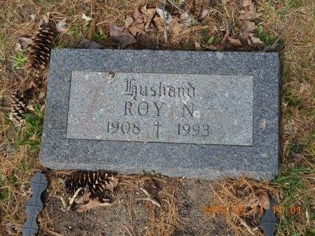 SMITH, ROY N. - Marquette County, Michigan | ROY N. SMITH - Michigan Gravestone Photos