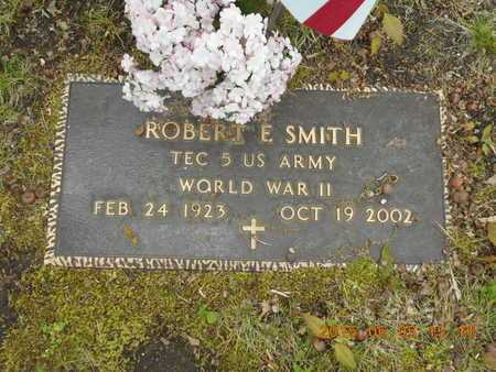 SMITH, ROBERT E. - Marquette County, Michigan | ROBERT E. SMITH - Michigan Gravestone Photos
