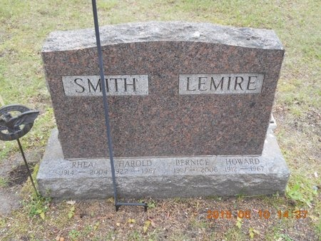 SMITH, HAROLD A. - Marquette County, Michigan | HAROLD A. SMITH - Michigan Gravestone Photos