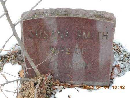 SMITH, SUSANA - Marquette County, Michigan   SUSANA SMITH - Michigan Gravestone Photos