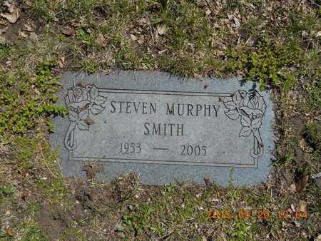 SMITH, STEVEN MURPHY - Marquette County, Michigan | STEVEN MURPHY SMITH - Michigan Gravestone Photos