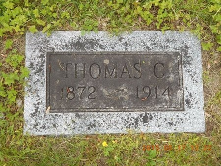 SMITH, THOMAS C. - Marquette County, Michigan | THOMAS C. SMITH - Michigan Gravestone Photos