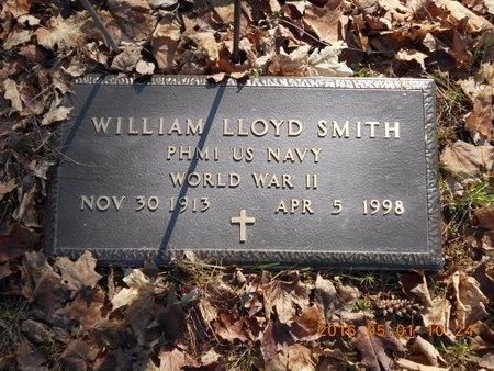 SMITH, WILLIAM LLOYD - Marquette County, Michigan | WILLIAM LLOYD SMITH - Michigan Gravestone Photos