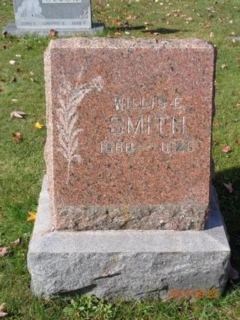 SMITH, WILLIS E. - Marquette County, Michigan | WILLIS E. SMITH - Michigan Gravestone Photos