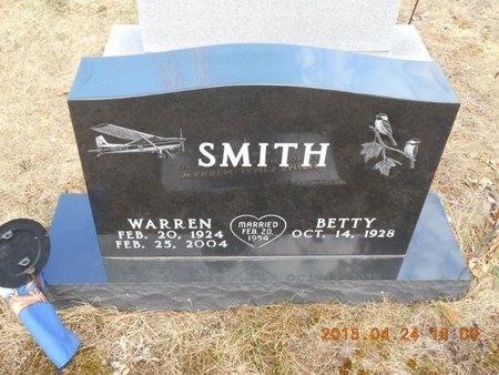 SMITH, WARREN JAMES - Marquette County, Michigan | WARREN JAMES SMITH - Michigan Gravestone Photos