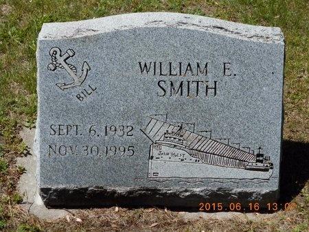 SMITH, WILLIAM E. - Marquette County, Michigan | WILLIAM E. SMITH - Michigan Gravestone Photos