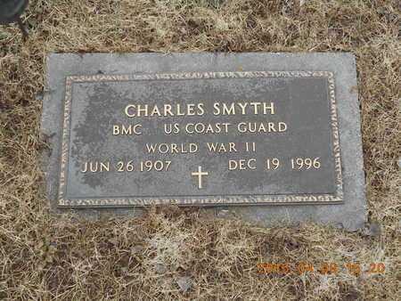 SMYTH, CHARLES - Marquette County, Michigan | CHARLES SMYTH - Michigan Gravestone Photos
