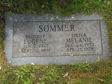 SOMMER, EUGENE - Marquette County, Michigan | EUGENE SOMMER - Michigan Gravestone Photos