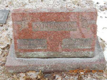 SORENSON, FRANK - Marquette County, Michigan | FRANK SORENSON - Michigan Gravestone Photos