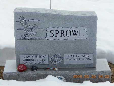 SPROWL, RAY - Marquette County, Michigan | RAY SPROWL - Michigan Gravestone Photos