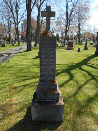 STACK, FAMILY - Marquette County, Michigan | FAMILY STACK - Michigan Gravestone Photos