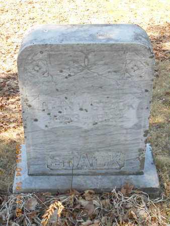 STACK, JOHN V. - Marquette County, Michigan   JOHN V. STACK - Michigan Gravestone Photos