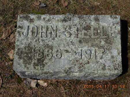 STEELE, JOHN - Marquette County, Michigan | JOHN STEELE - Michigan Gravestone Photos