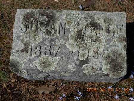 STEELE, SUSAN - Marquette County, Michigan | SUSAN STEELE - Michigan Gravestone Photos