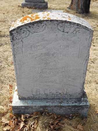 STEEN, MARGARET - Marquette County, Michigan | MARGARET STEEN - Michigan Gravestone Photos