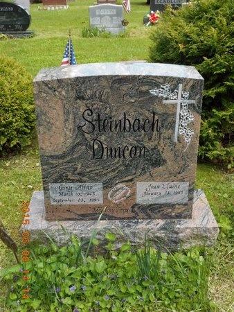 STEINBACH, GARY ALLAN - Marquette County, Michigan   GARY ALLAN STEINBACH - Michigan Gravestone Photos