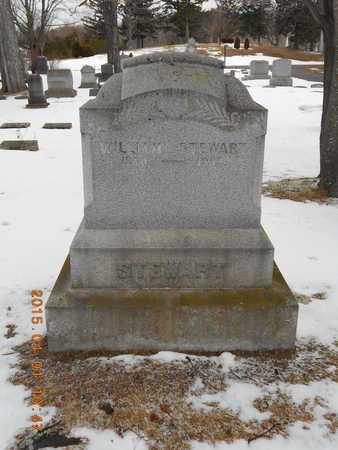 STEWART, WILLIAM - Marquette County, Michigan | WILLIAM STEWART - Michigan Gravestone Photos