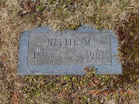 STILLMAN, NETTIE M. - Marquette County, Michigan | NETTIE M. STILLMAN - Michigan Gravestone Photos