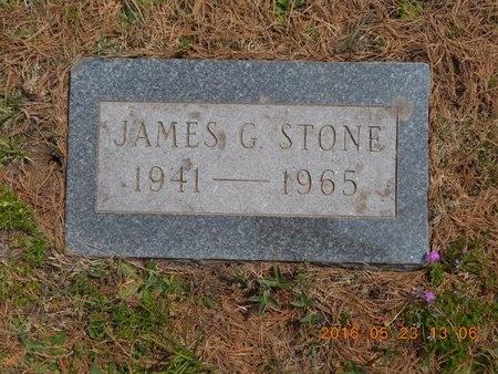 STONE, JAMES G. - Marquette County, Michigan | JAMES G. STONE - Michigan Gravestone Photos