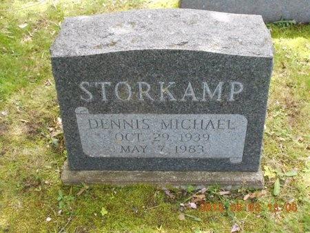 STORKAMP, DENNIS MICHAEL - Marquette County, Michigan | DENNIS MICHAEL STORKAMP - Michigan Gravestone Photos