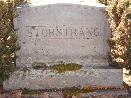 STORSTRANG, FAMILY - Marquette County, Michigan | FAMILY STORSTRANG - Michigan Gravestone Photos