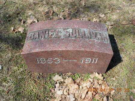 SULLIVAN, DANIEL - Marquette County, Michigan   DANIEL SULLIVAN - Michigan Gravestone Photos