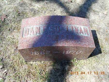SULLIVAN, DAN E. - Marquette County, Michigan | DAN E. SULLIVAN - Michigan Gravestone Photos