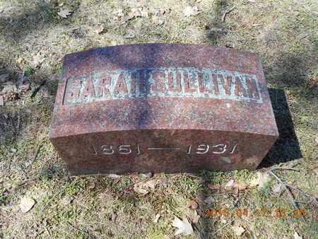 SULLIVAN, SARAH - Marquette County, Michigan | SARAH SULLIVAN - Michigan Gravestone Photos
