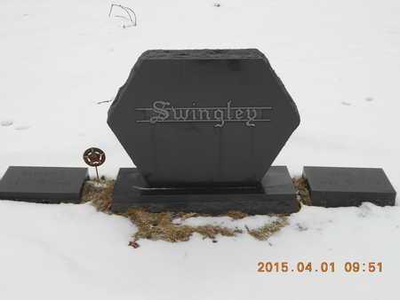 SWINGLEY, FAMILY - Marquette County, Michigan   FAMILY SWINGLEY - Michigan Gravestone Photos