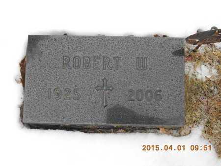 SWINGLEY, ROBERT W. - Marquette County, Michigan | ROBERT W. SWINGLEY - Michigan Gravestone Photos