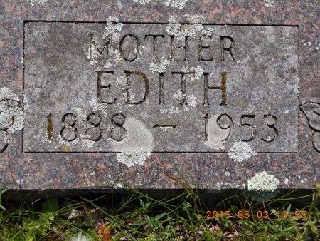 TAFT, EDITH - Marquette County, Michigan | EDITH TAFT - Michigan Gravestone Photos