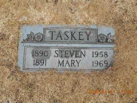 TASKEY, MARY - Marquette County, Michigan | MARY TASKEY - Michigan Gravestone Photos