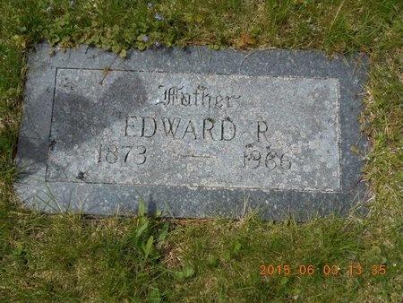 TAUCH, EDWARD R. - Marquette County, Michigan   EDWARD R. TAUCH - Michigan Gravestone Photos
