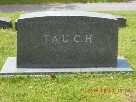 TAUCH, FAMILY - Marquette County, Michigan   FAMILY TAUCH - Michigan Gravestone Photos