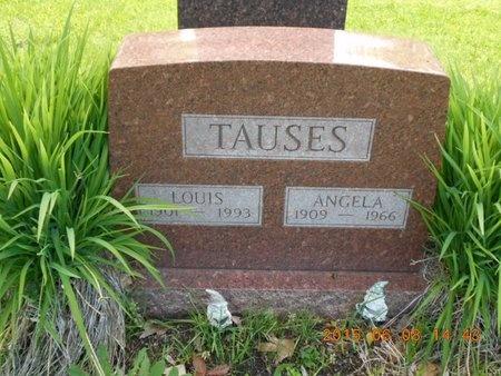 TAUSES, LOUIS - Marquette County, Michigan | LOUIS TAUSES - Michigan Gravestone Photos