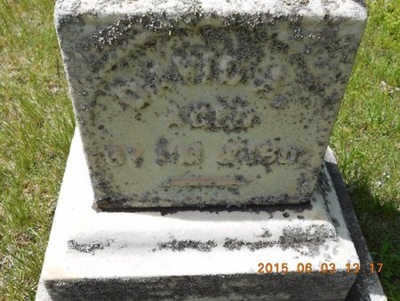 THIELL, DAVID A. - Marquette County, Michigan | DAVID A. THIELL - Michigan Gravestone Photos