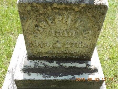 THIELL, JOSEPH V.O. - Marquette County, Michigan | JOSEPH V.O. THIELL - Michigan Gravestone Photos